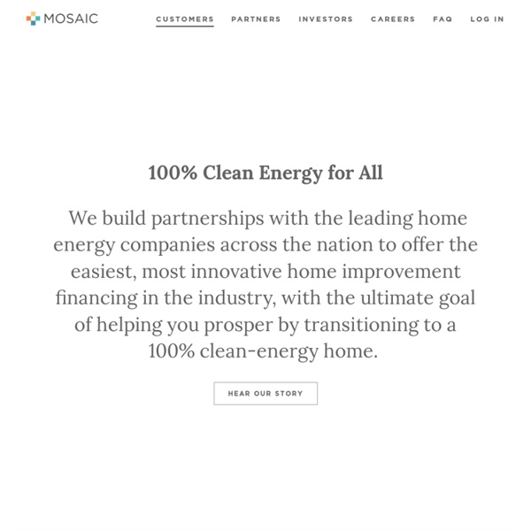 Home Solar Panel Loans