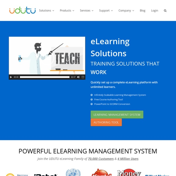 UDUTU - Online Collaborative Course Authoring