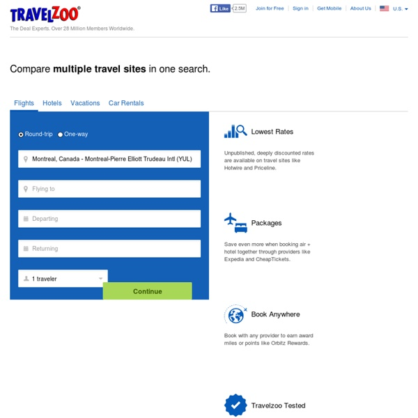 Last-Minute Deals | Travelzoo