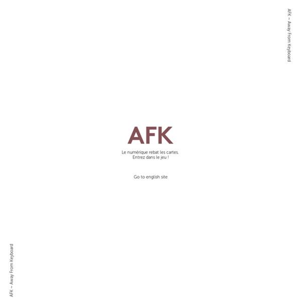 AFK – Spintank