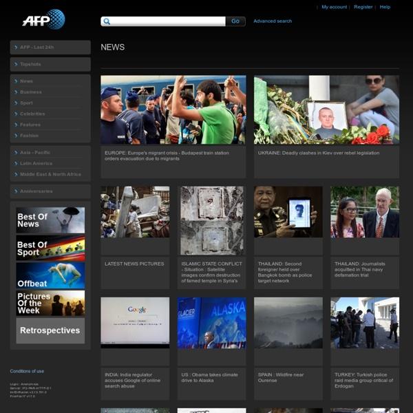 AFP Photos