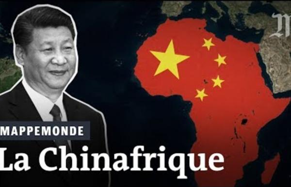 Que fait la Chine en Afrique ? (Mappemonde Ep. 2)