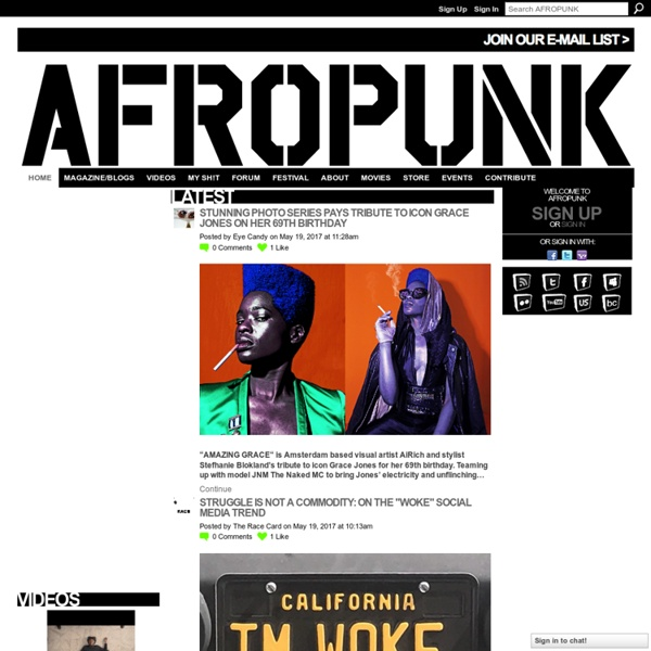 AFROPUNK - ... the other Black experience