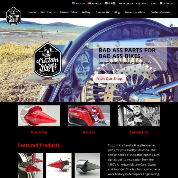 Aftermarket Parts for Harley Davidson
