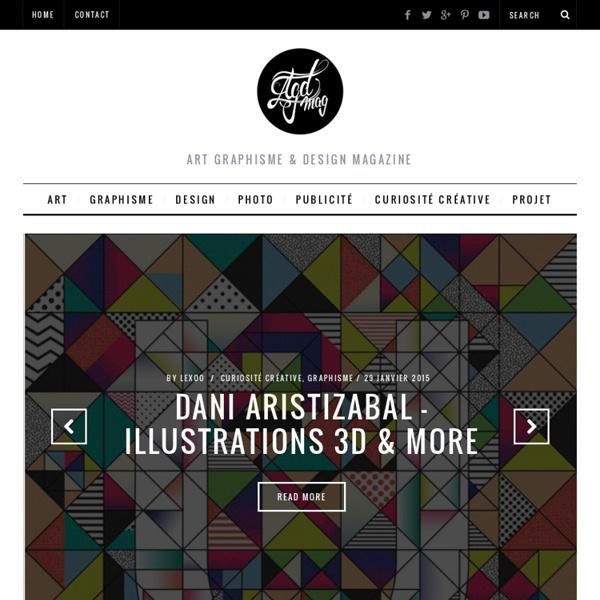 AGDMAG - ART GRAPHISME & DESIGN MAGAZINE