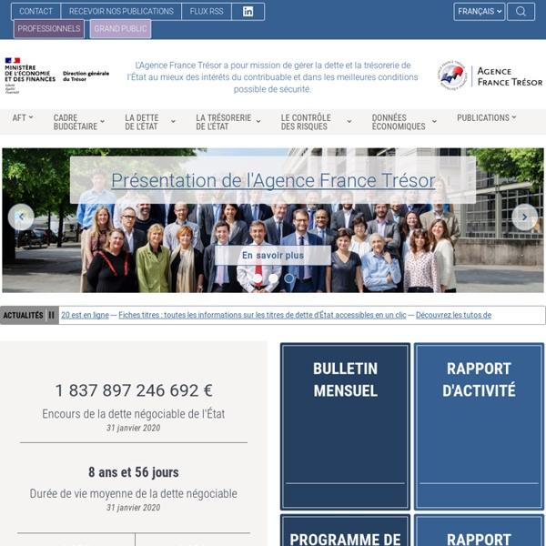 Agence France Trésor - AFT