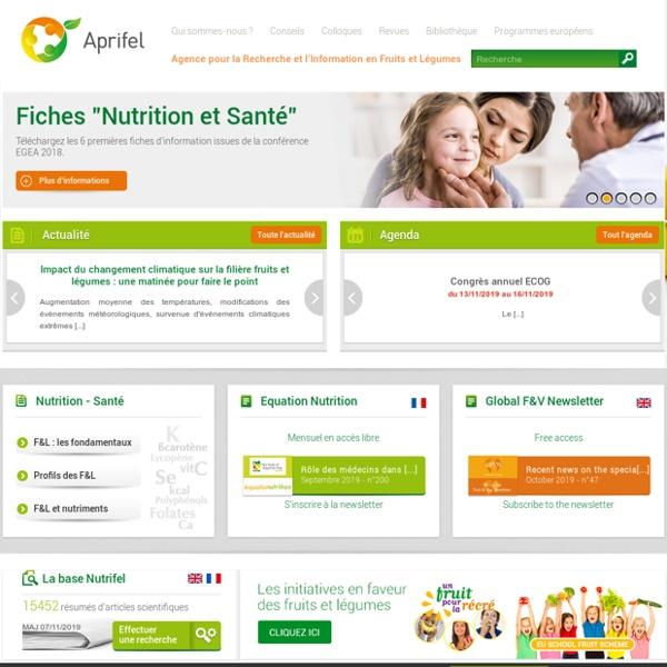 Aprifel - Agence fruits et légumes frais