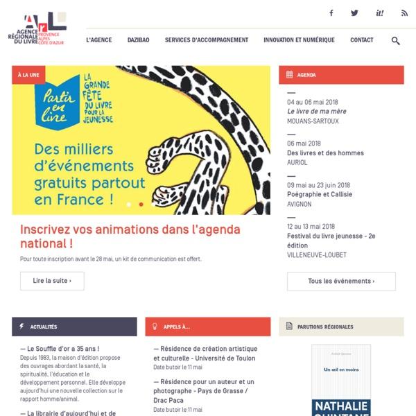 Agence régionale du livre