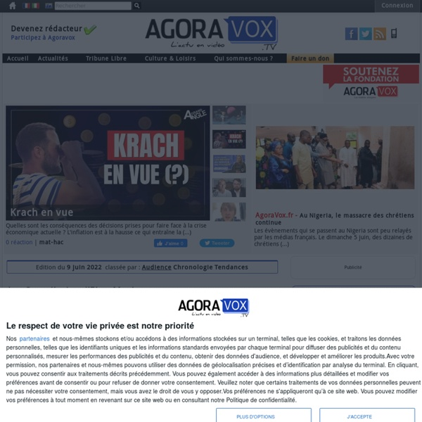 Agoravox TV