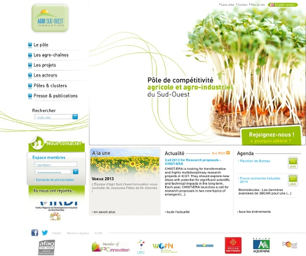 AgriMip Sud-Ouest Innovation