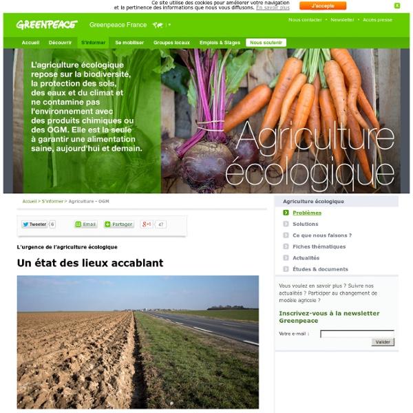 OGM: les dossiers et l'actualité pour comprendre