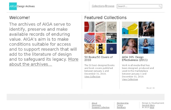 Design Archives