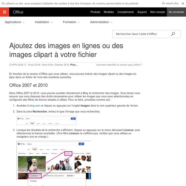 Office.com - Télécharger des images gratuites pour Office