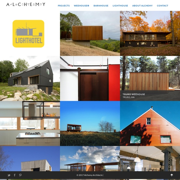 Alchemy - Home of the weeHouse -
