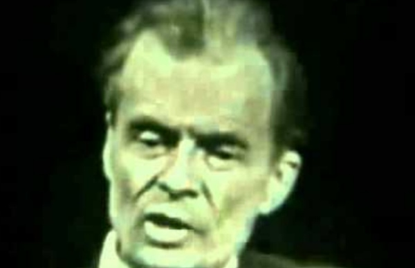 Aldous Huxley interview-1958