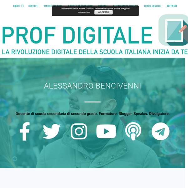 Chi è Prof Digitale?