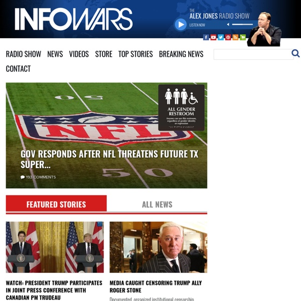 Alex Jones Infowars Theres A War On For Your Mind | Autos Weblog
