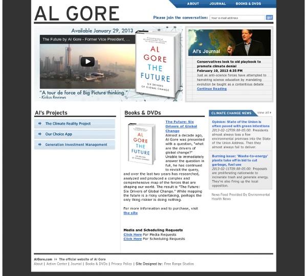 AlGore.com