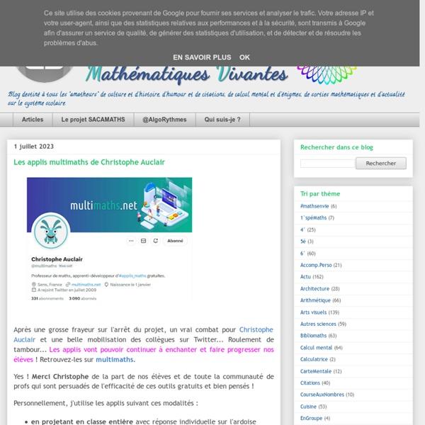 AlgoRythmes
