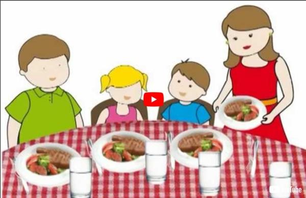 El Camino de La Alimentación Saludable