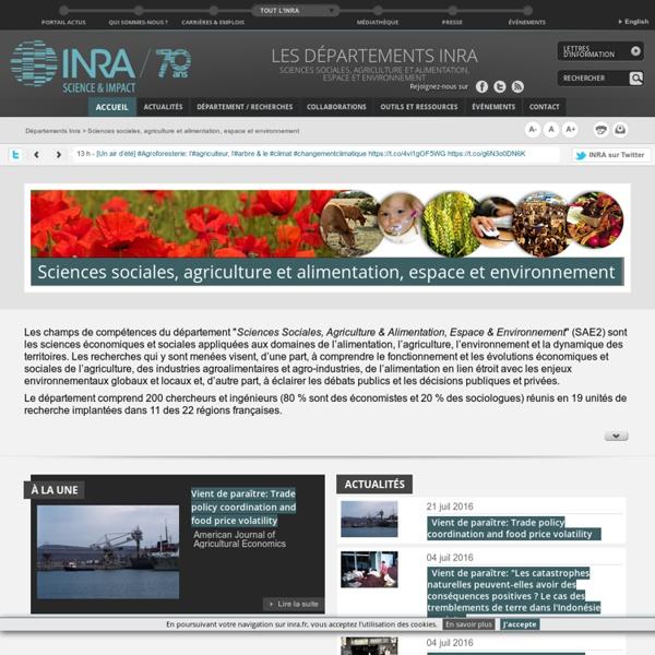 JUILLET 2011 - SCIENCES SOCILES - Des consommateurs entre indifférence et méfiance :Comportements français et allemands f