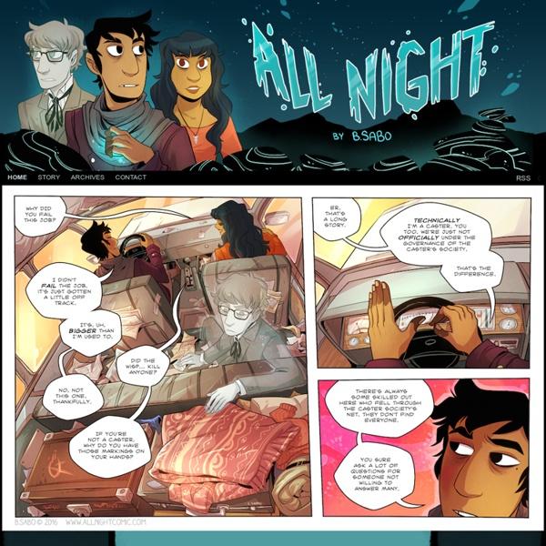 ALL NIGHT – updates on Fridays -