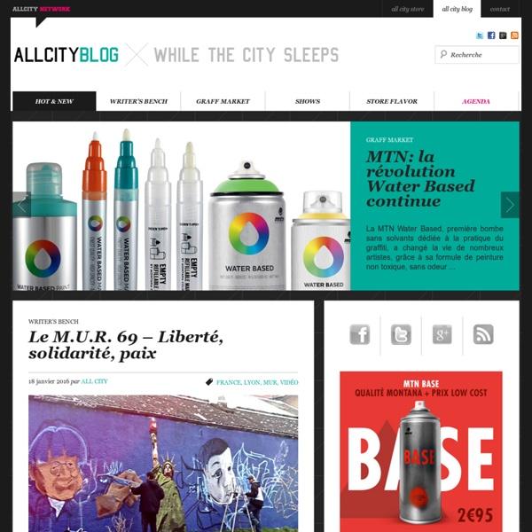 Graffiti News France