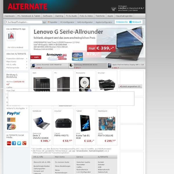 Elektronik & Technik online kaufen