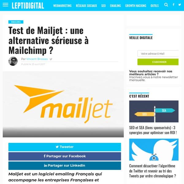 Suivez l'Actualité Digitale avec LEPTIDIGITAL : Blog Webmarketing, SEO