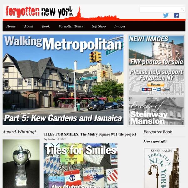 Forgotten NY