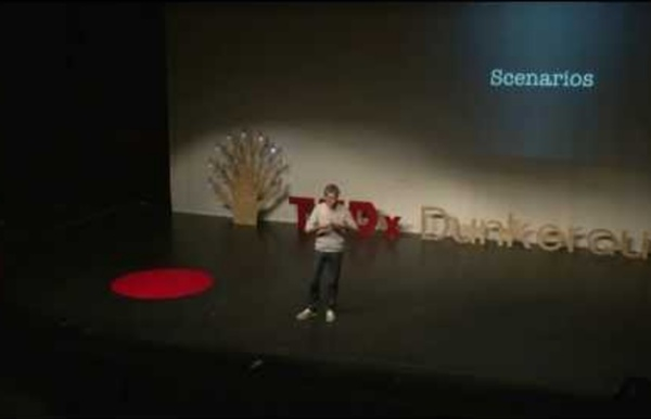 Monnaies alternatives : Jean François Noubel at TEDxDunkerque