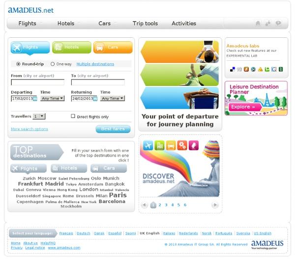 Amadeus.net