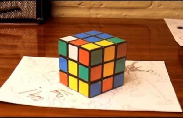 Amazing Anamorphic Illusions!