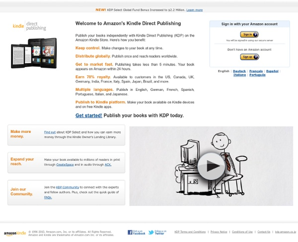 Kindle Direct Publishing: come autopubblicare il tuo libro sul Kindle Store di Amazon