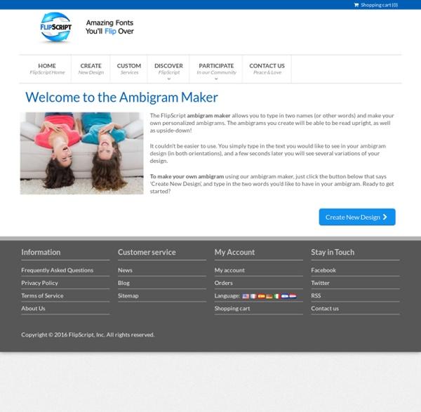 Ambigram Tattoos Ambigram Maker Ambigram Generator.html ... | 600 x 587 jpeg 80kB