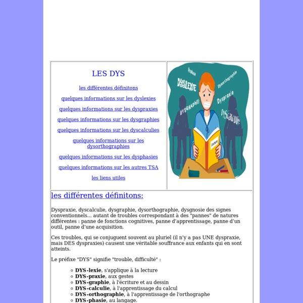 _les dys