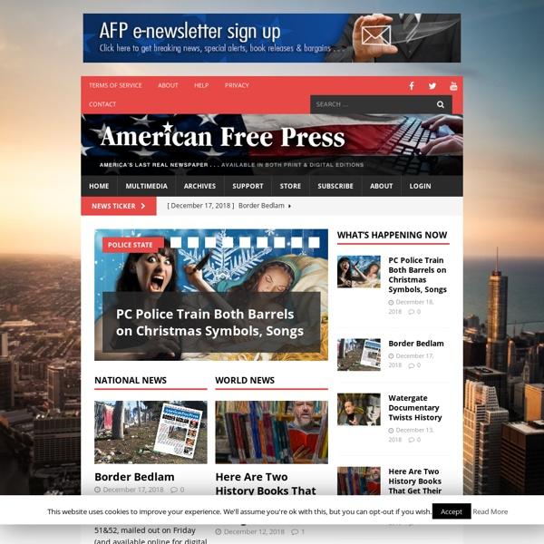 America's Last Real Newspaper