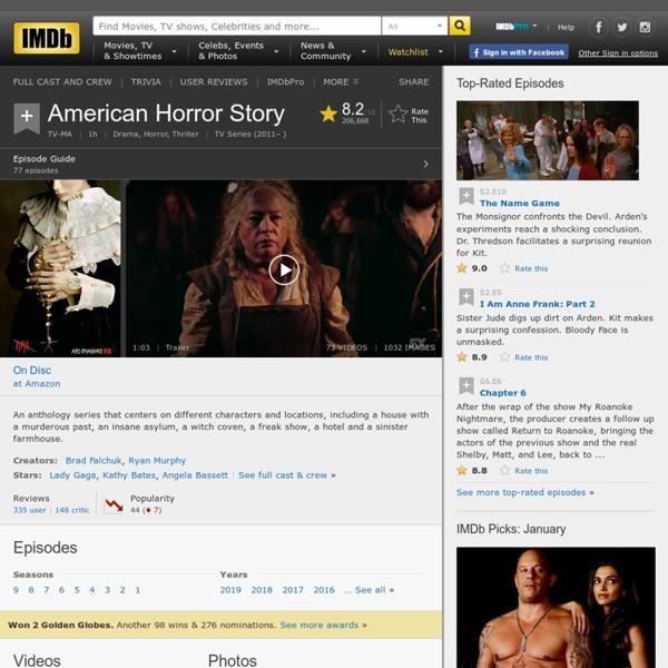 American Horror Story (TV Series 2011– )