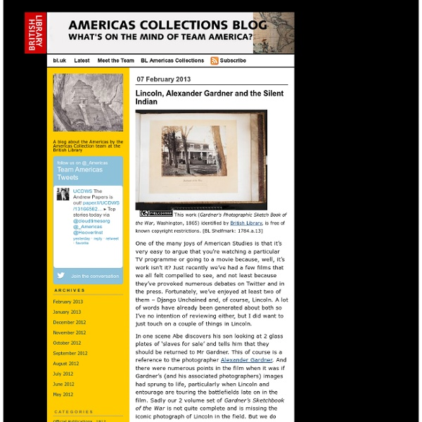 Americas Collections Blog