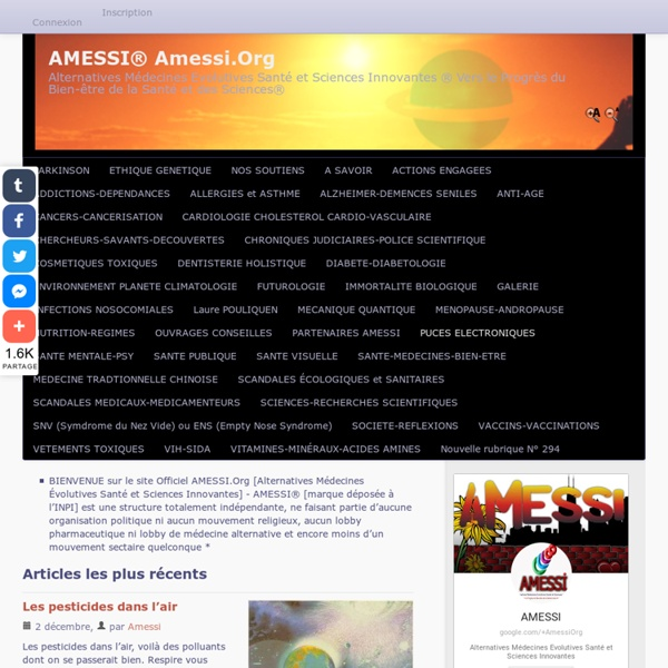 AMESSI.ORG