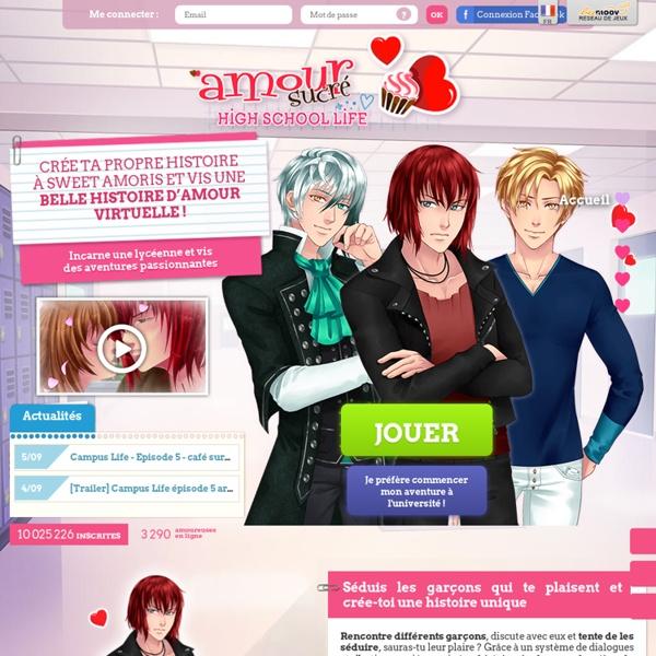 Jeux de rencontre d amour en ligne Meilleurs sites de rencontre belgique