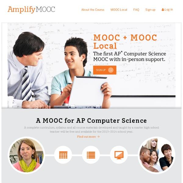 AmplifyMOOC