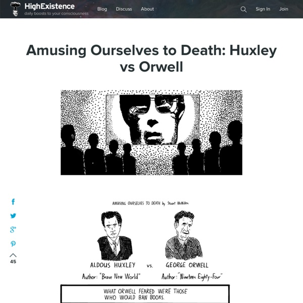 Amusing ourselves to death essay