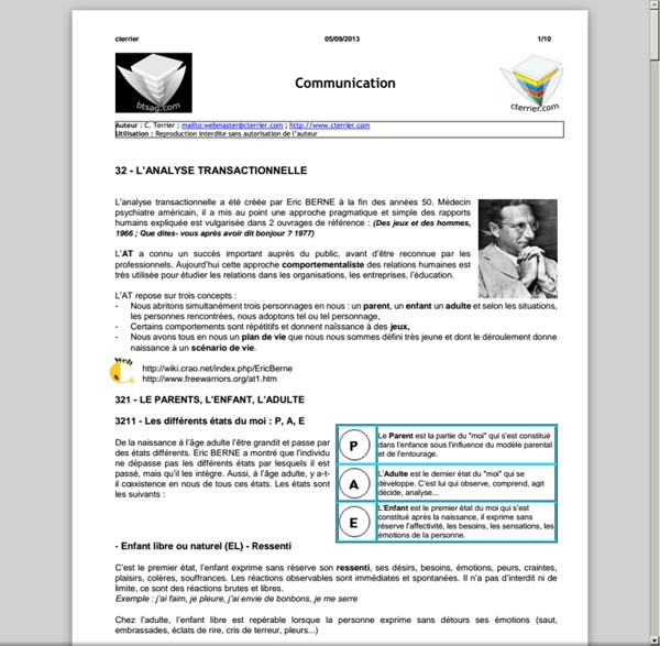 Www.cterrier.com/cours/communication/32_analyse_transactionnelle.pdf