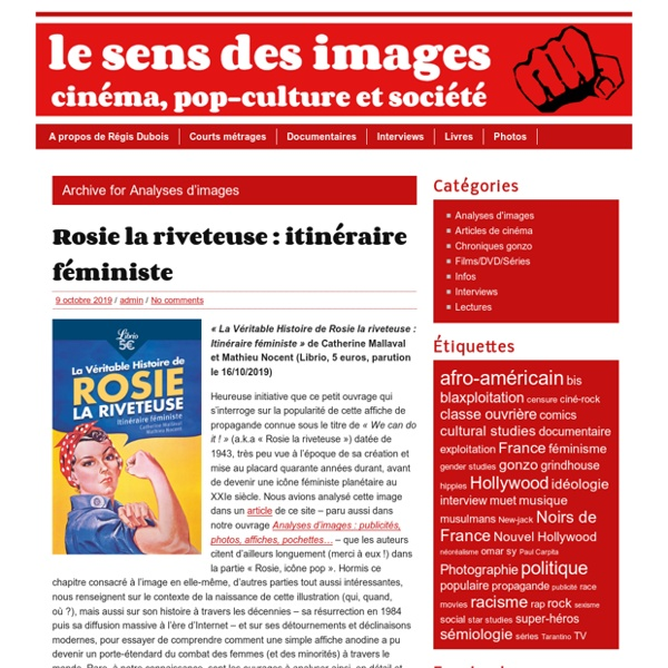 Analyses d'images