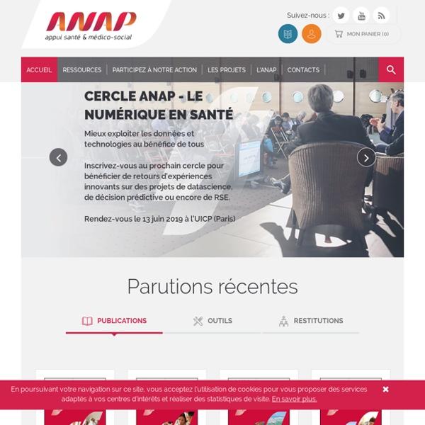 ANAP -Accueil