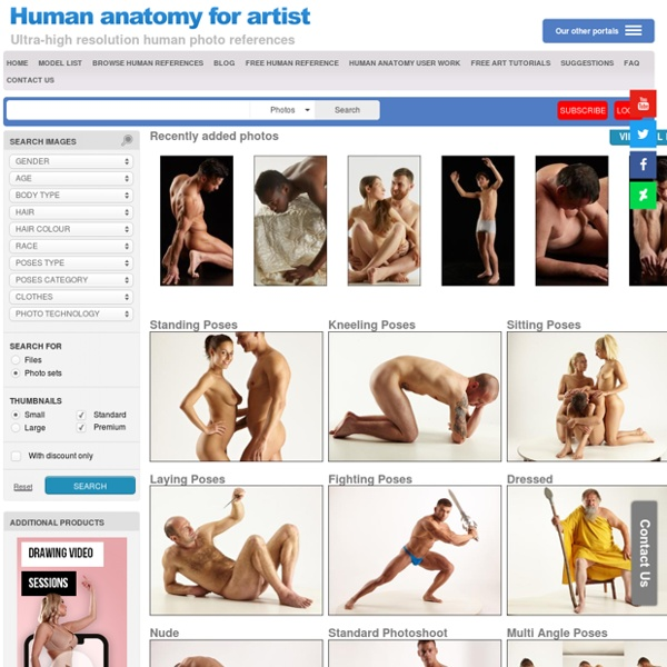 Human Anatomy for the Artists