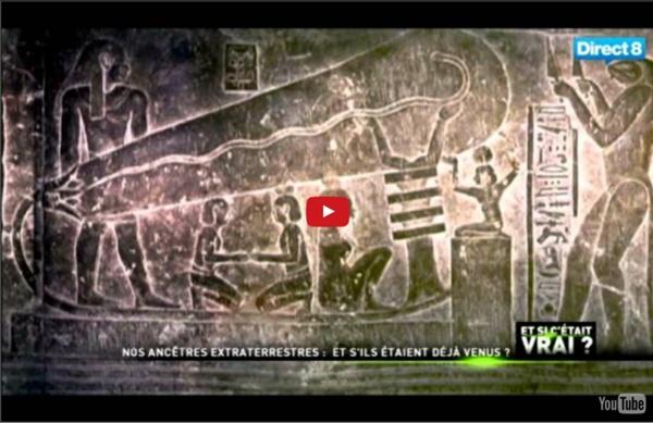 Nos ancêtres extra-terrestres : Et s'ils étaient déjà venus
