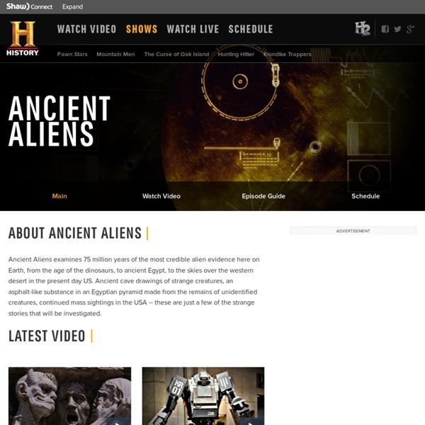 Ancient Aliens: Alien Devastations Full Episode - Ancient Aliens - H2 on History.com