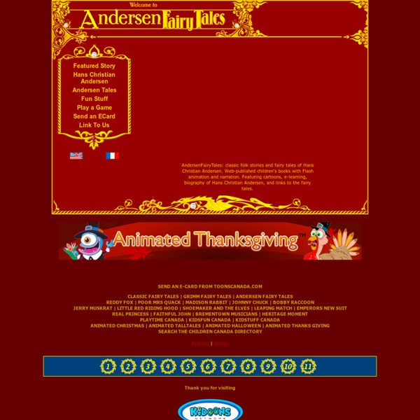 AndersenFairyTales.com